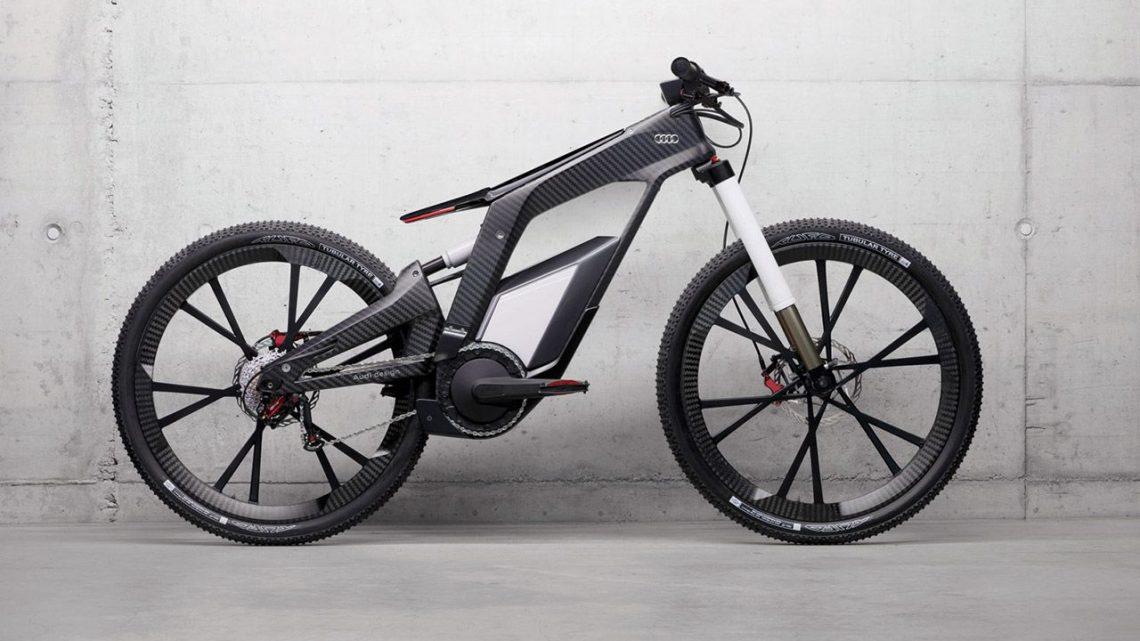 Le vélo électrique Wörthersee par Audi