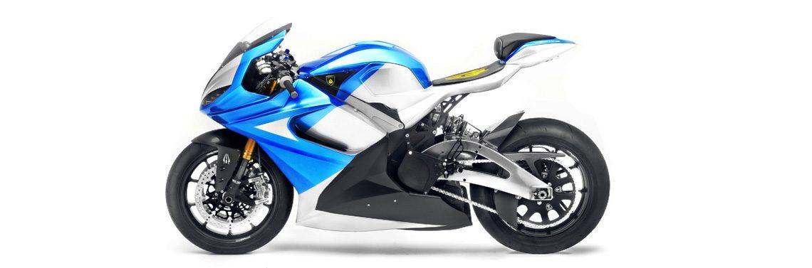 Lightning LS-218 : moto électrique la plus rapide du monde