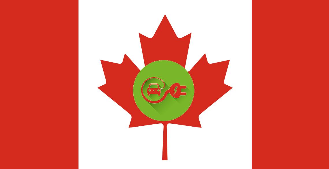 Les véhicules électriques au Canada