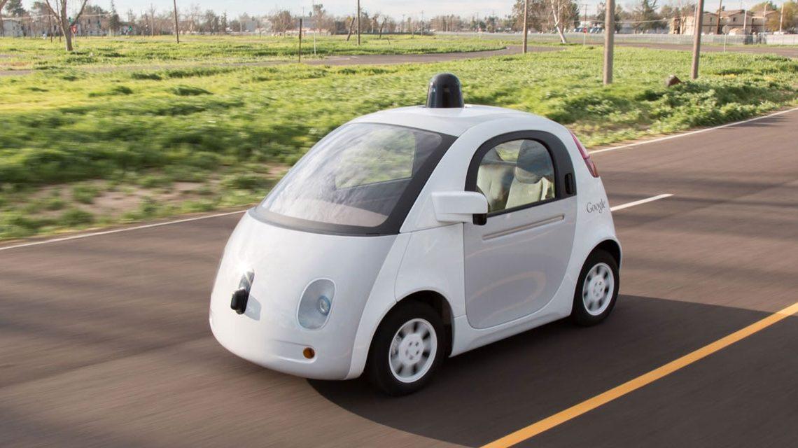 Google Car et sa voiture électrique autonome