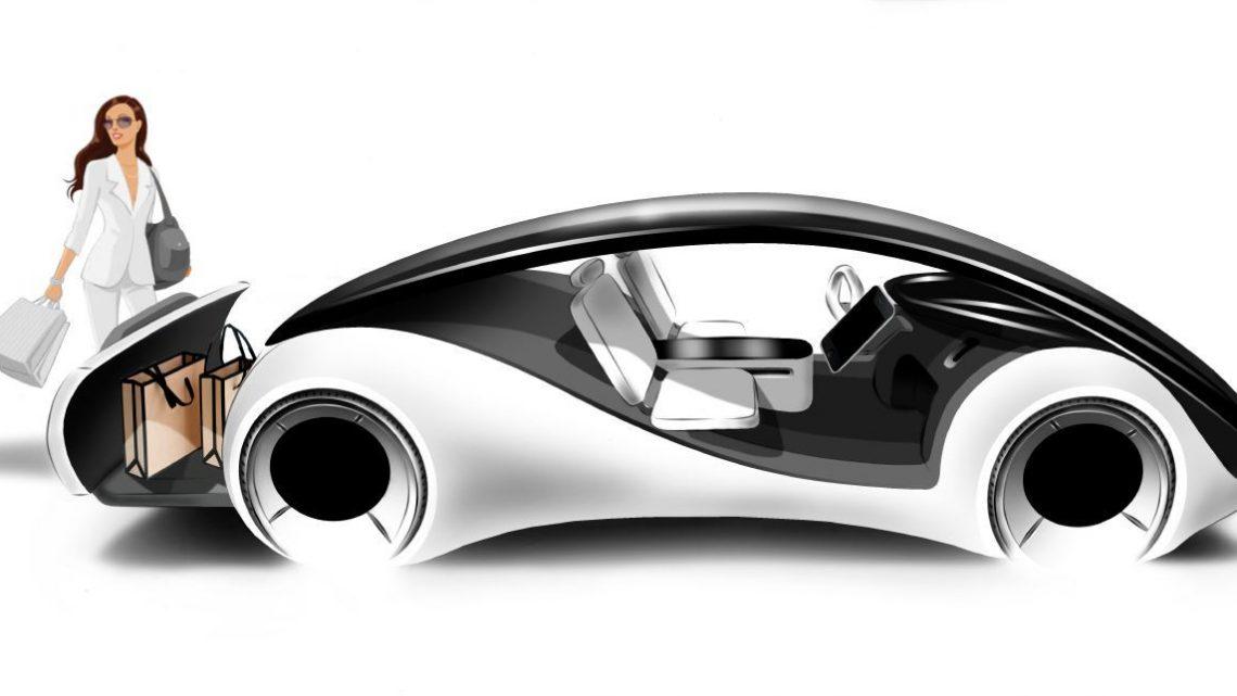 Apple iCar : la pomme électrique