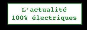 vehicules electrique