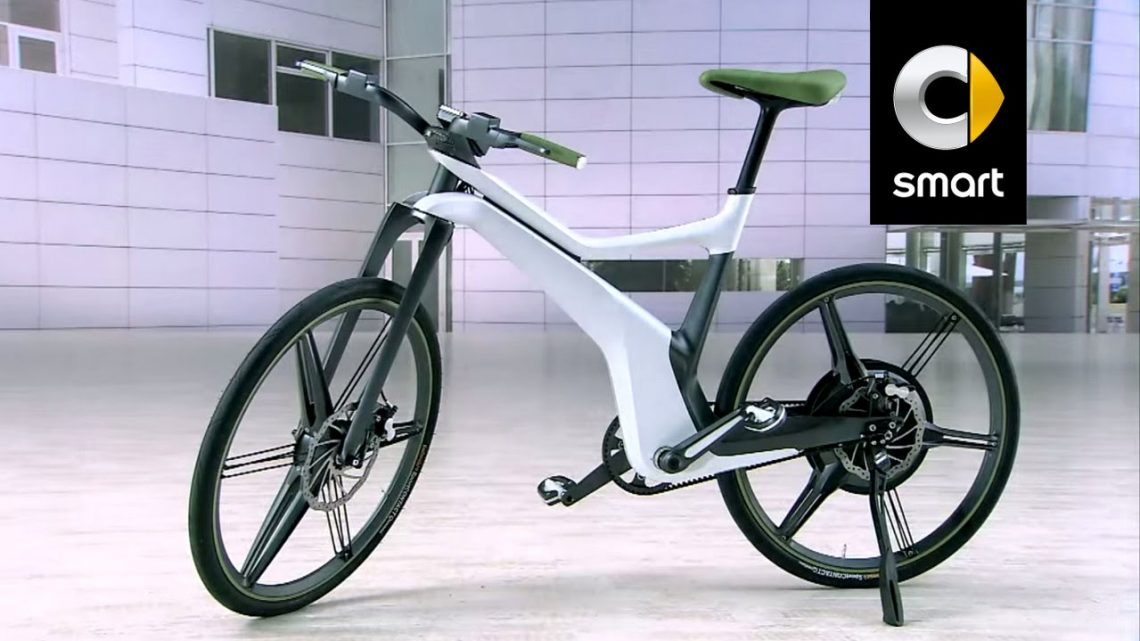Smart ebike offre son lot d'innovations